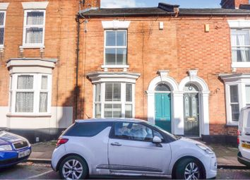 Thumbnail 3 bed terraced house to rent in Vernon Terrace, Northampton