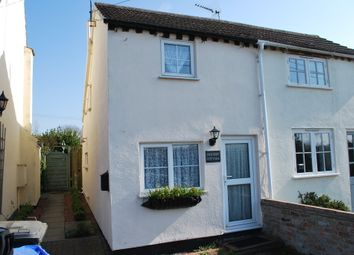 Thumbnail 1 bedroom cottage to rent in Mill Road, Mutford, Beccles