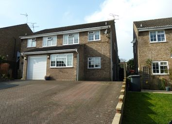 Thumbnail 3 bed semi-detached house for sale in The Links, Whitehill