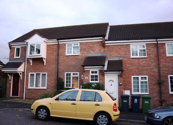Thumbnail 2 bedroom terraced house to rent in Rye Close, Eynesbury, St. Neots