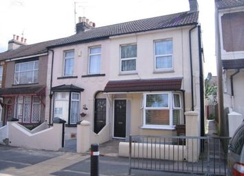 Thumbnail 3 bed end terrace house to rent in Windmill Road, Gillingham