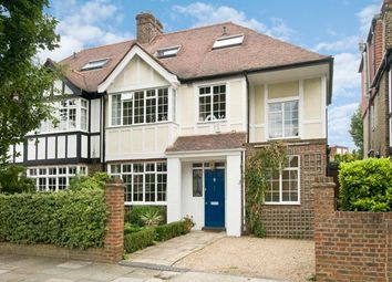 Thumbnail 5 bed detached house to rent in Ferry Road, London