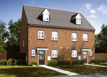 Thumbnail 4 bed semi-detached house for sale in Wetmore Lane, Burton-On-Trent