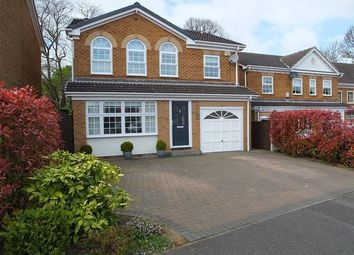 Thumbnail 4 bedroom detached house for sale in Rectory Gardens, Todwick, Sheffield