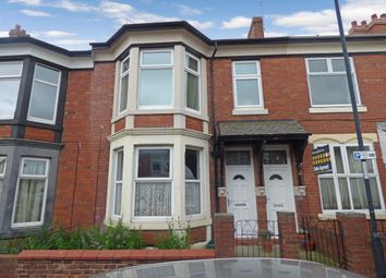 Thumbnail 2 bed flat for sale in Fontburn Terrace, North Shields