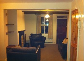 Thumbnail 2 bed end terrace house to rent in Gordon Terrace, Neston Road, Willaston