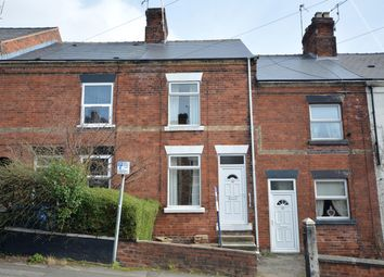 Thumbnail 2 bedroom terraced house for sale in Rutland Road, Chesterfield