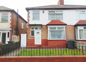 Thumbnail 3 bed terraced house to rent in Wheelwright Road, Erdington, Birmingham