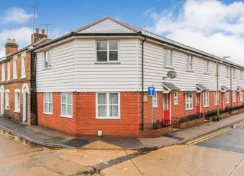 Thumbnail 3 bed terraced house to rent in St. Peters Road, Whitstable