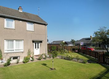 Thumbnail 2 bed semi-detached house for sale in Weirgate Avenue, St. Boswells, Melrose