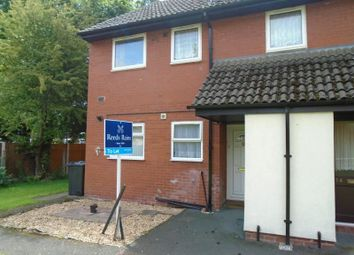 Thumbnail 1 bed flat to rent in Sollams Close, Bamber Bridge, Preston