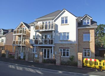Thumbnail 3 bed flat for sale in Plot 14, Whitefield Road, New Milton, Hampshire