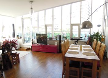 Thumbnail 2 bed flat to rent in Iceland Wharf, London