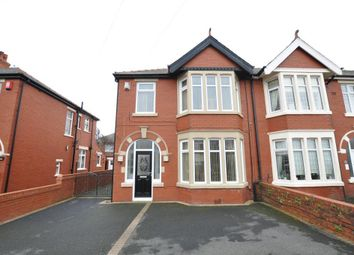 Thumbnail 3 bed end terrace house for sale in St Luke's Road, South Shore, Blackpool, Lancashire
