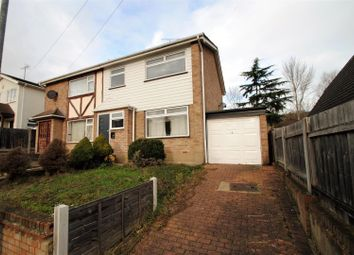Thumbnail 3 bed semi-detached house to rent in Fernlea Road, Benfleet