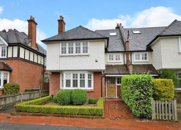 Thumbnail 4 bed semi-detached house for sale in Southville Road, Thames Ditton