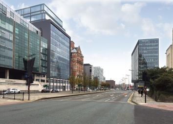 Thumbnail 1 bed flat for sale in Strand Plaza, Liverpool
