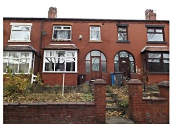 Thumbnail 2 bed terraced house for sale in Eric Street, Oldham