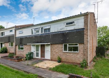 Thumbnail 3 bedroom end terrace house for sale in Astley Close, Woodrow, Redditch