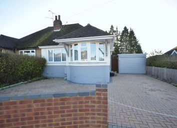 Thumbnail 2 bed bungalow for sale in Poplars Close, Luton