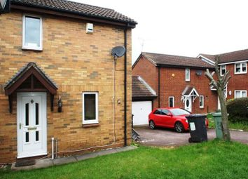 Thumbnail 2 bed terraced house to rent in Redmire Close, Luton
