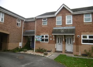 Thumbnail 2 bedroom terraced house to rent in Anson Close, Skellingthorpe, Lincoln