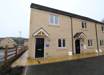 Thumbnail 3 bed end terrace house for sale in Black Rock Drive, Linthwaite, Huddersfield, West Yorkshire