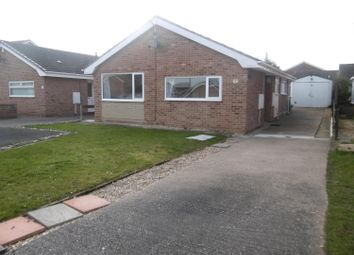Thumbnail 2 bed bungalow for sale in Harrow Close, Gainsborough
