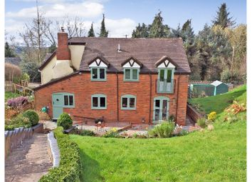 Thumbnail 4 bed detached house for sale in Lower Frith Common, Tenbury Wells