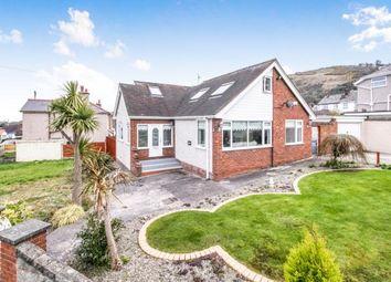 Thumbnail 4 bedroom bungalow for sale in Bryn Llys West, Meliden, Denbighshire, Uk