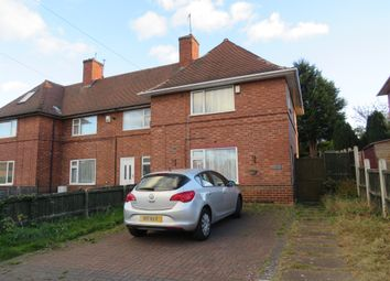 Thumbnail 3 bed semi-detached house for sale in Winsford Close, Aspley, Nottingham
