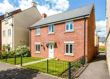 Thumbnail 4 bed detached house for sale in Osmund Walk, Old Sarum, Salisbury, Wiltshire