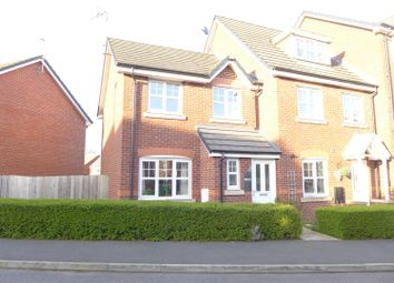 Thumbnail 3 bed end terrace house for sale in Jasmine Avenue, Macclesfield