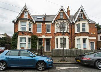 Thumbnail 2 bed flat for sale in Quadrant Road, Thornton Heath, London