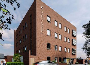 Thumbnail 1 bed flat for sale in Priest Street, Birmingham