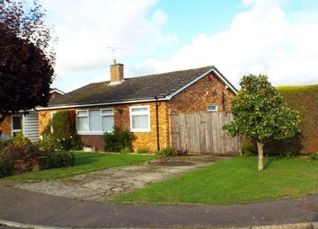 Thumbnail 3 bedroom detached bungalow for sale in Adastral Place, Swaffham