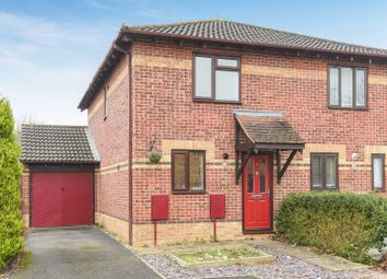 Thumbnail 2 bed semi-detached house to rent in Tamarisk Gardens, Bicester