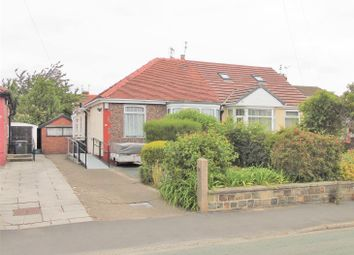 Thumbnail 2 bed semi-detached bungalow for sale in Moss Lane, Maghull, Liverpool