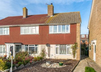 Thumbnail 2 bed end terrace house for sale in Foxglove Close, Ringmer