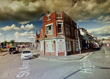 Thumbnail 2 bed flat to rent in High Street, Cradley Heath, Birmingham