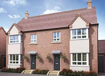 "Thumbnail 4 bed detached house for sale in ""The Castle"" at Darrall Road, Lawley Village, Telford"