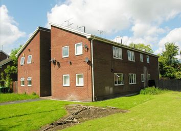 Thumbnail 1 bed flat for sale in Westbury Way, Saltney, Chester