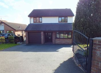 Thumbnail 4 bed detached house for sale in Athena Road, Birches Head, Stoke-On-Trent