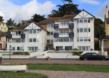 Thumbnail 3 bed flat for sale in Marine Court, 9 Marine Parade, Budleigh Salterton, Devon