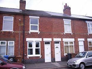 Thumbnail 3 bed terraced house to rent in Southwood Street, Alvaston, Derby