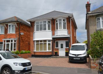 Thumbnail 3 bed detached house for sale in King Edward Avenue, Winton, Bournemouth