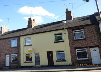 Thumbnail 2 bed terraced house to rent in Burton Road, Ashby De La Zouch, Leicestershire