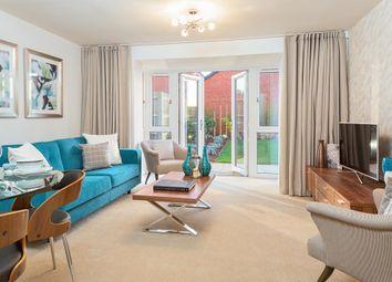 "Thumbnail 3 bed semi-detached house for sale in ""Elderleaf"" at Louisburg Avenue, Bordon"
