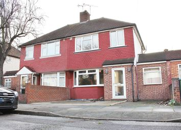 Thumbnail 4 bed semi-detached house for sale in Birkdale Road, Abbey Wood, London