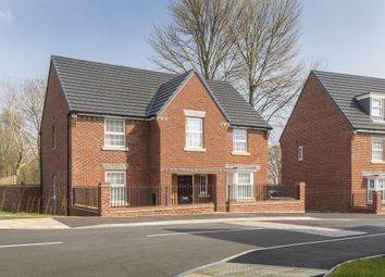 "Thumbnail 4 bed detached house for sale in ""Winstone"" at Snowley Park, Whittlesey, Peterborough"